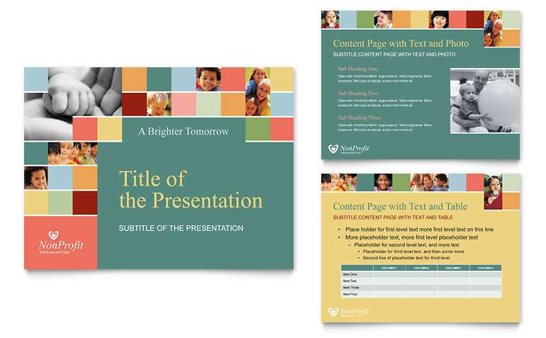 Sample Powerpoint Presentation Template