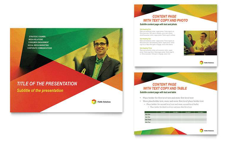 Powerpoint Templates For Professional Presentations