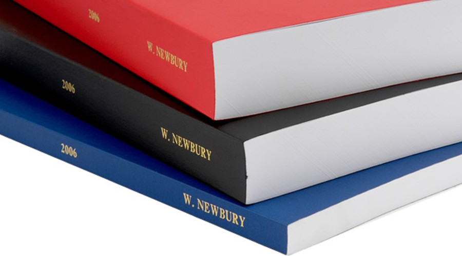 Thesis And Dissertation Binding